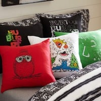 Burton T-Shirt Pillow Covers