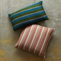 Herringbone Silk Pillow Cover
