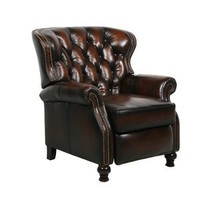 Walmart: Barcalounger Presidental ll Leather Wing Recliner