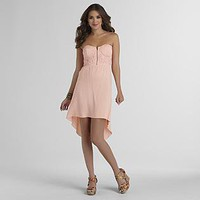 New Look- -Junior's Strapless Dress-Clothing-Juniors-Dresses
