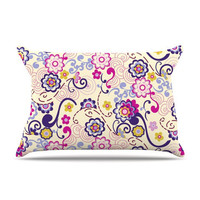 "Louise Machado ""Arabesque"" Pillow Case 