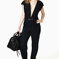 Other Side Of Midnight Jumpsuit