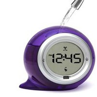 Digital Water Powered Alarm Clock Dorm room essentials Cool Unique Dorm Items College Sleeping Better