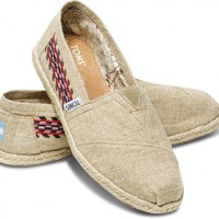 Embroidered Hemp Women's Classics