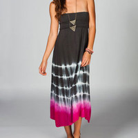 RAVIYA Tie Dye Convertible Dress 218982110 | Maxi Skirts | Tillys.com