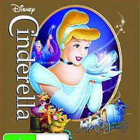 Cinderella (Blu-ray/ Dvd/ Digital Copy) | DVD Movies & TV Shows, Genres, Kids / Family : JB HI-FI