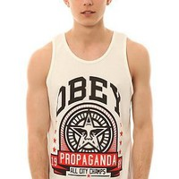 Amazon.com: Obey Men's The Extra Innings Tank: Clothing