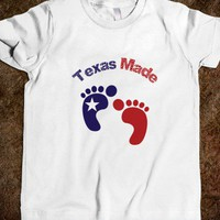 Texas Made Kids Tee