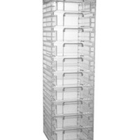 Acrylic Organizer Tower