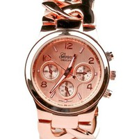 Runway Chain Watch | Trendy Watches at Pink Ice
