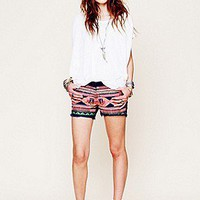 Maison Scotch  Summer Holiday Short at Free People Clothing Boutique