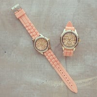 Pree Brulee - Peach Chic Watch