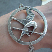 HOT STYLEThe Hunger Games standard pendant Inspired by qizhouhuang