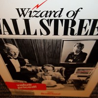 Broderbund Wizard of Wall Street stock market sim pc 5.25