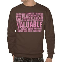 everything sweatshirt from Zazzle.com
