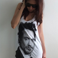 Tony Stark Im  Iron Man Robert Downey Jr Tank Top