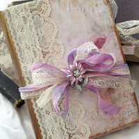 Wedding guest book - With love from Paris - Custom - 24 pages