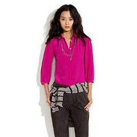 Womens's Madewell_Shop_By_Category - SHIRTS & TOPS - Pemberly Blouse - Madewell