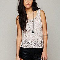Free People  Harvest Moon Tank at Free People Clothing Boutique