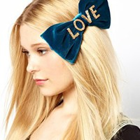 Her Curious Nature Love Bow Comb at asos.com