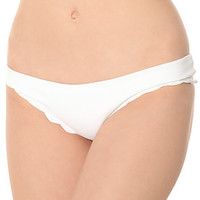 Beach Riot Bottom Nanuya White