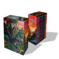 Harry Potter Paperback Box Set (Books 1-7):Amazon:Books