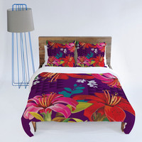DENY Designs Home Accessories | Juliana Curi Mix Flower 3 Duvet Cover