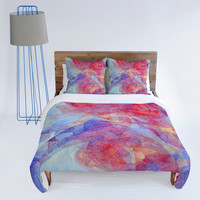 DENY Designs Home Accessories | Jacqueline Maldonado Sweet Rift Duvet Cover