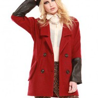 Alexa Overcoat - SALE | GYPSY WARRIOR