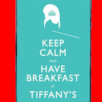 Keep calm and have breakfast iPhone 4 case, iPhone 4S case  Plastic case - includes screen protector and cleaning cloth