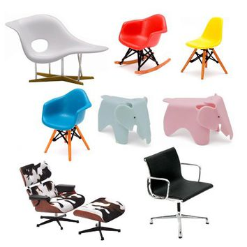 Poketo Mini Designer Chairs