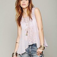 Free People FP ONE Crochet Tank