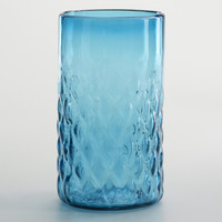 Turquoise Maya Recycled Tumbler, Set of 2
