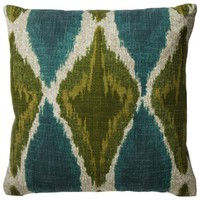Threshold™ Exploded Ikat Toss Pillow - 20x20""