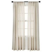 Threshold™ Leno Weave Window Sheer