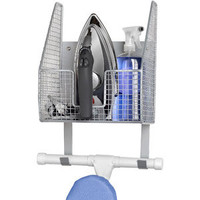 Walmart: Spectrum Wall Mounted Single Basket w/Ironing Board Holder