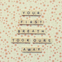 Nursery quote photograph nursery decor by RetroLovePhotography