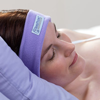 SleepPhones Audio Headband Sleep System at Brookstone—Buy Now!