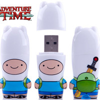ADVENTURE TIME - FINN MIMOBOT 8GB FLASH DRIVE