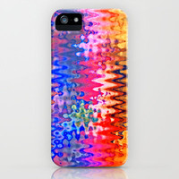 FANTASY WAVES iPhone & iPod Case by catspaws