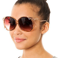 Replay Vintage Sunglasses The Glamour Girl Sunglasses in Tortoise : Karmaloop.com - Global Concrete Culture