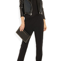 Splendid | Cotton and modal-blend jersey jumpsuit | NET-A-PORTER.COM