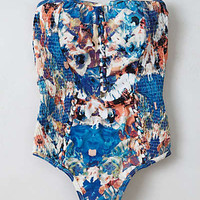Anthropologie - 6 Shore Road Marina One Piece