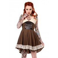 Banned Steampunk Circus Dress