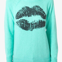 Lip Stain Sweater | FOREVER 21 - 2021841193