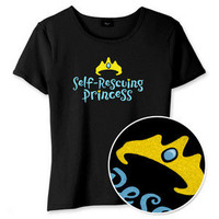 Self-Rescuing Princess Women's Classic Cut