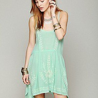 Free People  Meadows Of Medallion Slip at Free People Clothing Boutique