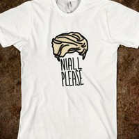 Niall Please - One Direction Designs - Skreened T-shirts, Organic Shirts, Hoodies, Kids Tees, Baby One-Pieces and Tote Bags