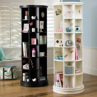 Revolving Bookcase | PBteen