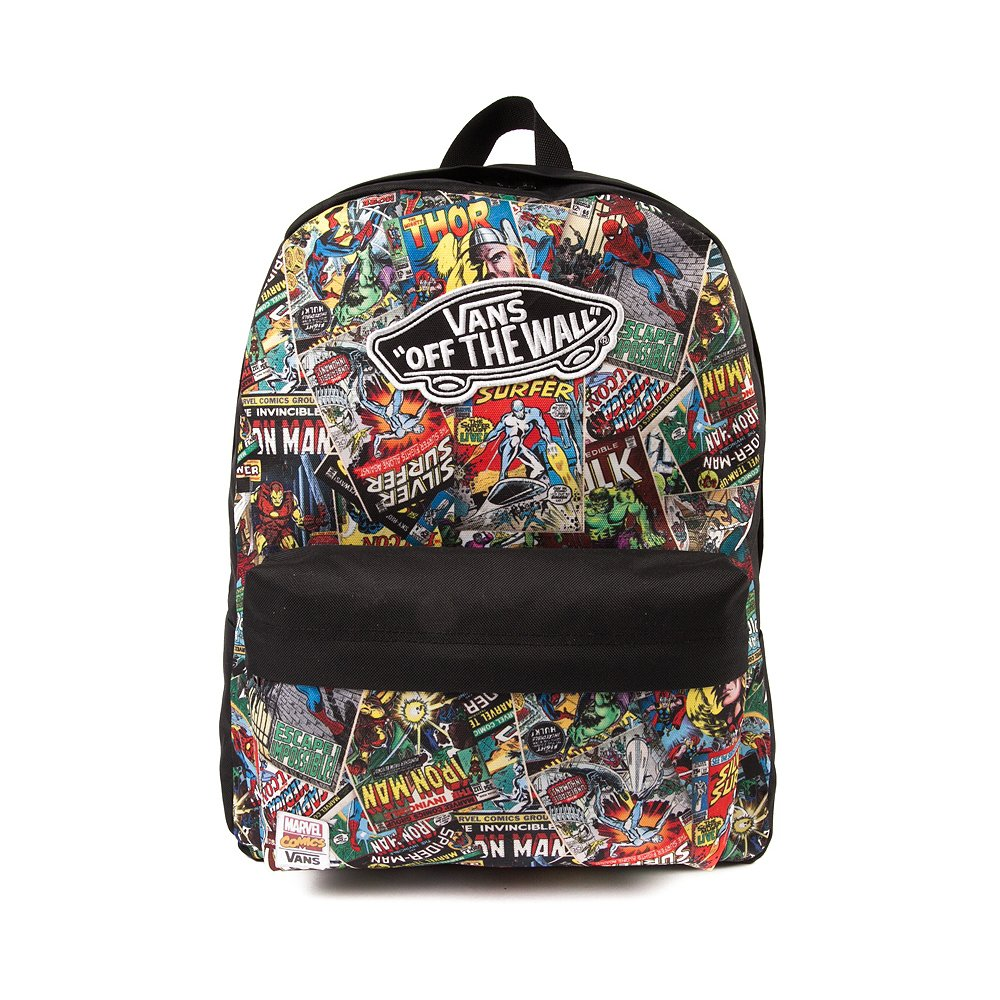 Vans Marvel Backpack, Multi  Journeys Shoes